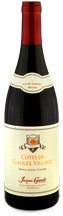 Capsouto Cuvée Samuel Red 2015 (not Kosher)